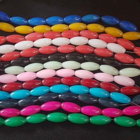 10x22 mm, 12 Lines Of Different Colours, 34+ Beads in Each Line.