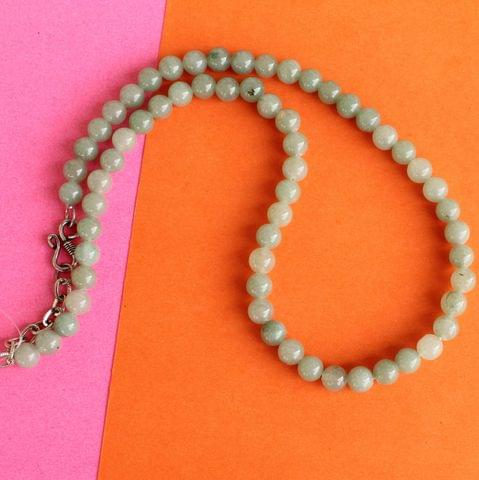 Green Aventurine Necklace for property and Good Luck