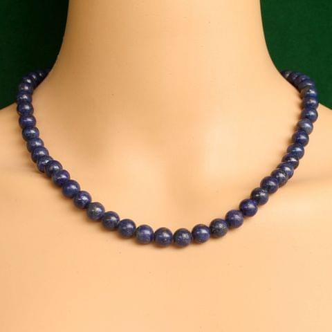 Lapis Gemstone Necklace for self awareness