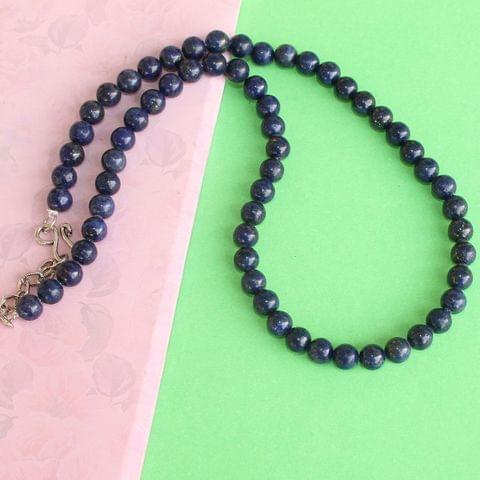 Lapis Gemstone Necklace for self awareness