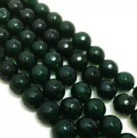 Onex Green Agete Beads 4MM, 2 Strings