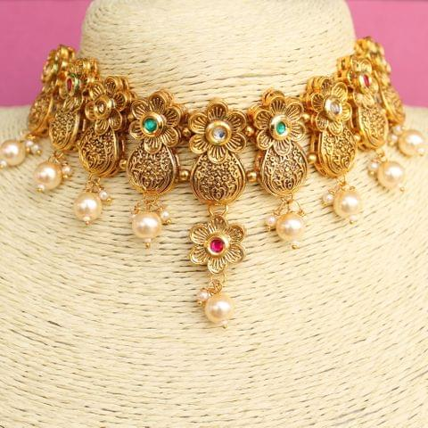 Veerangana necklace set