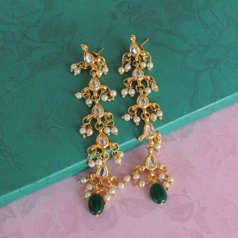 Preet Kundan Earrings