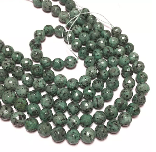 Turquiose Agete Beads 12MM 2 String