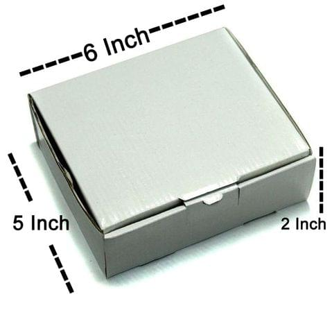 Beads Storage Boxes 100 Pcs, 1 Kg Storage Capacity 6x5x2 Inch