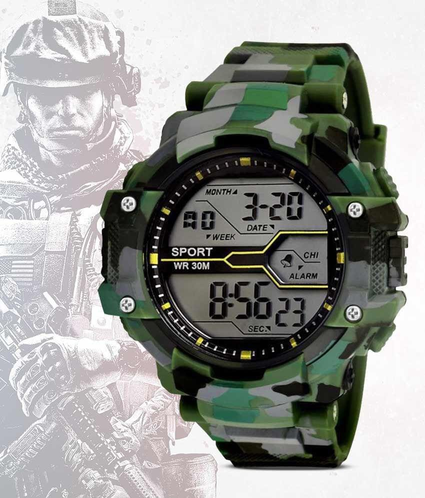 Army watches for men and women