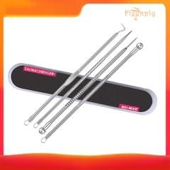 FTEENPLY Stainless Steel Acne Needle Blackhead Remover Tool