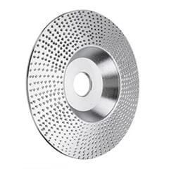 Woodworking Polish Thorn Plate Angle Grinder Abrasive Wheel - Bevel