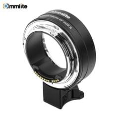 Commlite CM-EF-EOS R Lens Mount Adapter Electronic Auto