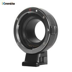 Commlite CM-EF-EOSM Lens Mount Adapter Electronic AF Mount