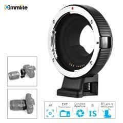Commlite CM-AEF-MFT Lens Adapter Support AF Auto Focus IS