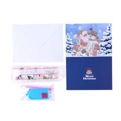 5D Diamond Painting Christmas Cards Diamond Embroidery - Style 15