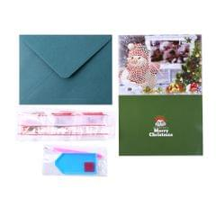 5D Diamond Painting Christmas Cards Diamond Embroidery - Style 14