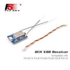 Flysky FS-X8B Receiver 8CH 2.4G i-Bus/PPM Receiver for