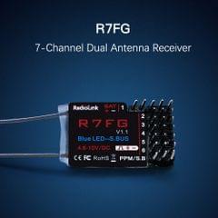 Radiolink R7FG 2.4GH 7CH Dual Antenna Receiver 2-Way
