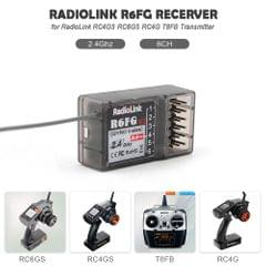 Radiolink R6FG 6CH 2.4GHz Receiver with Gyro Integrated and