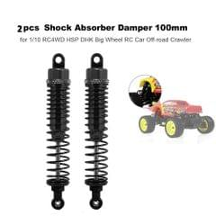 2pcs Shock Absorber Damper 100mm RC Car Parts for 1:10 RC4WD