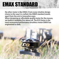 EMAX ECO-2306 Brushless Motor 2400KV 3-4S for RC FPV Racing