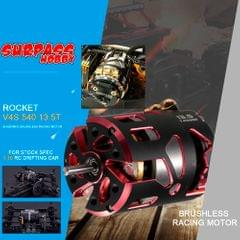 SURPASS HOBBY ROCKET V4S 540 13.5T Dual Sensored Brushless
