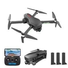 CSJ X7 PRO GPS RC Drone with Camera 4K 5G Wifi 2-axis Gimbal