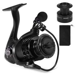 13+1BB Fishing Reel Smooth Spinning Reel with Spare Plastic - BE6000