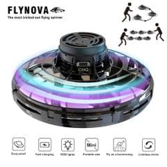 Flynova UFO Fingertip Upgrade Flight Gyro Flying Spinner