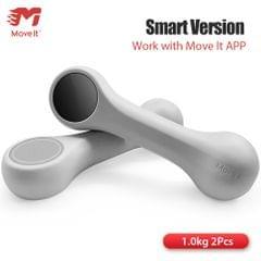 Xiaomi Youpin Move It Beat Dumbbell Portable Mini USB - 1kg Smart Version