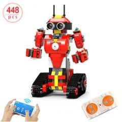 448pcs Robotic Building Block 2.4Ghz RC Robot APP Control