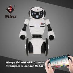 Wltoys F4 0.3MP Camera Wifi FPV APP Control Intelligent