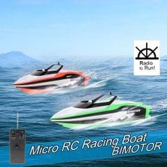 Create Toys 3392M Portable Micro RC Racing Boat Remote