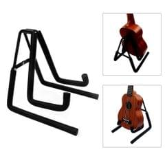 Universal A-Frame Ukuleles Floor Stand Portable Foldable