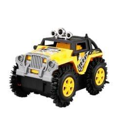 Children's Electric Stunt Flip Toy Car Cartoon Puzzle Dump