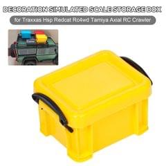 RC Car Decoration Simulated Scale Storage Box for Traxxas