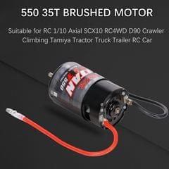550 35T Brushed Motor for RC 1/10 Axial SCX10 RC4WD D90