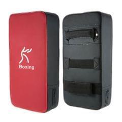 Rectangle Kick Pad Foot Focus Target Pad Strike Shield for