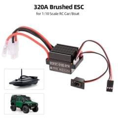320A 2-3S Brushed ESC Electric Speed Controller with 5V/2A