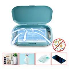 Box LED UV Light Box Ultraviolet Dust Mask Cleaner for Cell
