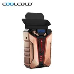 COOLCOLD K30 Laptop Air Extracting Cooling Fan Portable
