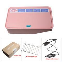 Household UV Sterili-zer Box LED UV Light Dis-infect Box
