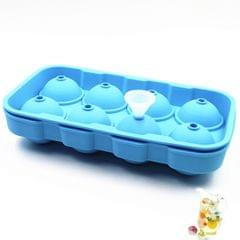 Ice Cube Trays Release Silicone 8 Grids Ice Trays with