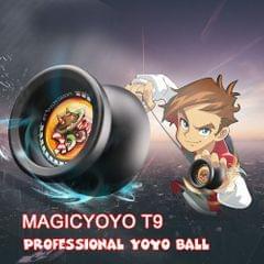 MAGICYOYO T9 Polished Alloy Aluminum Responsive Unresponsive