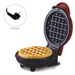 Mini Waffle Maker Breakfast Machine Non Stick Easy Clean - EU PLUG