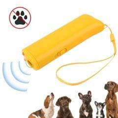 Handheld Dog Repellent Trainer Flashlight Ultrasonic Dog