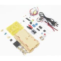 LM317 Adjustable Regulated Voltage 1.20V-12V 2W Power Supply - US Plug