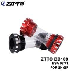 ZTTO Mountain Road Bike Thread Bearing Bicycle External