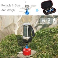 Portable Mini Camping G-as Stove Windproof Outdoor Survival