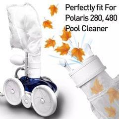2Pcs Premium Swimming Pool Filter Bag Compatible Zipper Bags - 2PCS