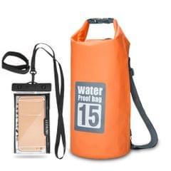5L / 10L / 15L / 20L Outdoor Waterproof Dry Backpack - 15L