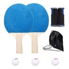 Professional Table Tennis Sports Trainning Set Racket Blade