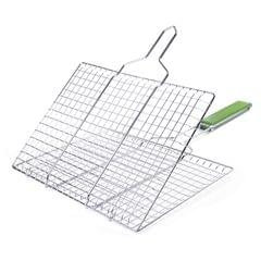 Grilling Basket Non-Stick Barbecue Basket Heavy Duty BBQ - Type 2